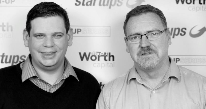 Mike Georgeson and Chris Jolley co-founders of RentalStep and Winner of The Start-Up Series