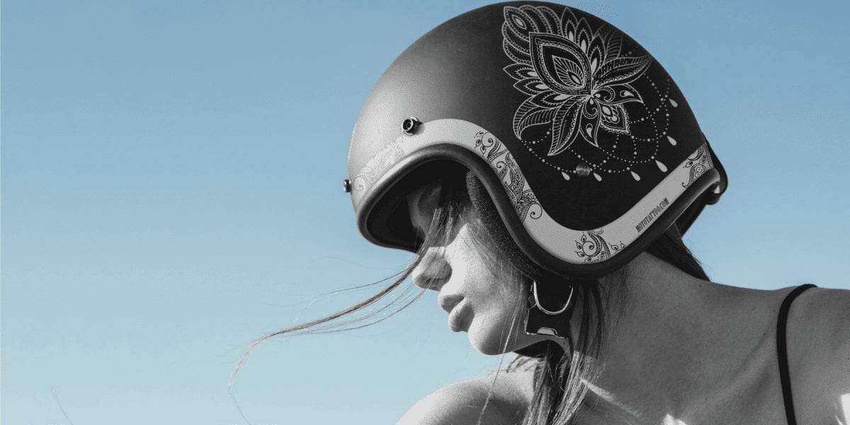 Blog by Matthew Cushen for entrepreneurs: The Start-Up Series route to investment Moto Tattoo helmets