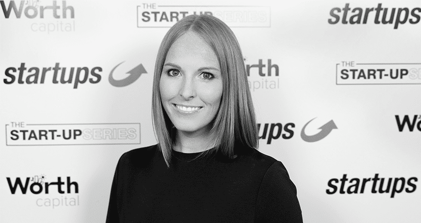 Jessica Hook founder of Outfox Drinks and winner of The Start-Up Series
