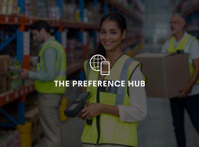 The Preference Hub