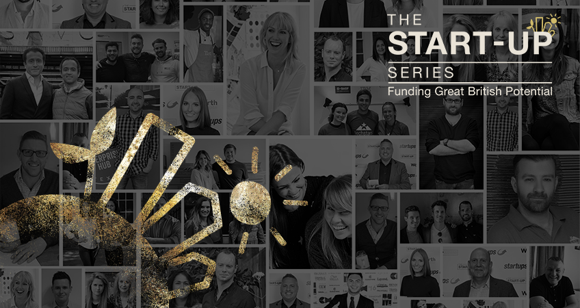 The Start-Up Series returns