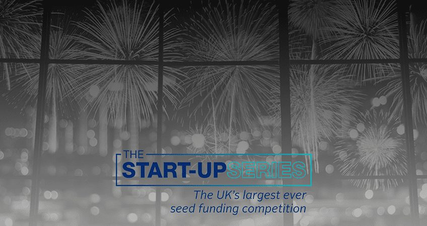The Start-Up Series Uk's largest seed funding competition