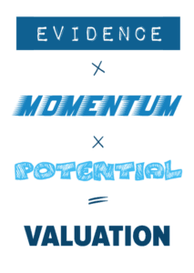 Entrepreneur column by Matthew Cushen: The Valuation equation